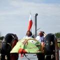 """Nagroda za najciekawsze rozwiązanie techniczne, """"Monster Frog"""", Augustów, 4.08.2013, fot. Joanna Żemojda"""