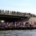 XVIII Mistrzostwa Polski w Pływaniu na Byle Czym, Augustów, 4.08.2013, fot. Joanna Żemojda