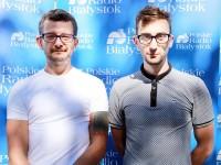 Marcin Łatko i Alan Garstecki, foto: Monika Kalicka