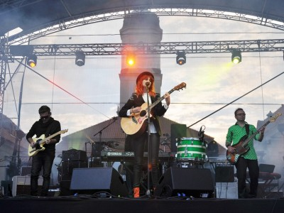 Koncert Stashki - Białystok - miasto dobrej muzyki, 31.08.2013, foto: Monika Kalicka