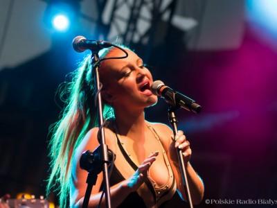 """Ewa Szlachcic, koncert """"Białystok - miasto dobrej muzyki"""", fot. Joanna Żemojda"""