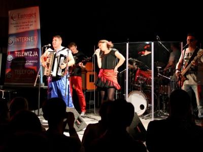 Koncert live zespołu HOYRAKY, foto: Monika Kalicka
