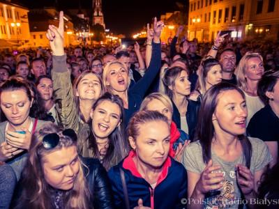 Białystok - Miasto Dobrej Muzyki 2017, fot. Joanna Żemojda