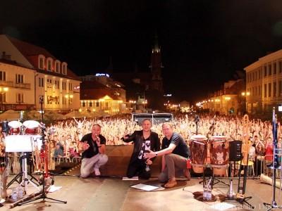 Golec uOrkiestra na koncercie Białystok Miasto Dobrej Muzyki, foto: Monika Kalicka