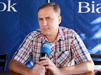 Tomasz Kleszczewski, foto: Monika Kalicka