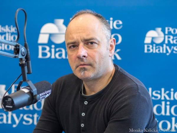 Marcin Kozłowski, fot. Monika Kalicka