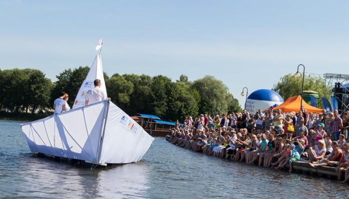 XX Mistrzostwa Polski w Pływaniu na Byle Czym, fot. Joanna Żemojda