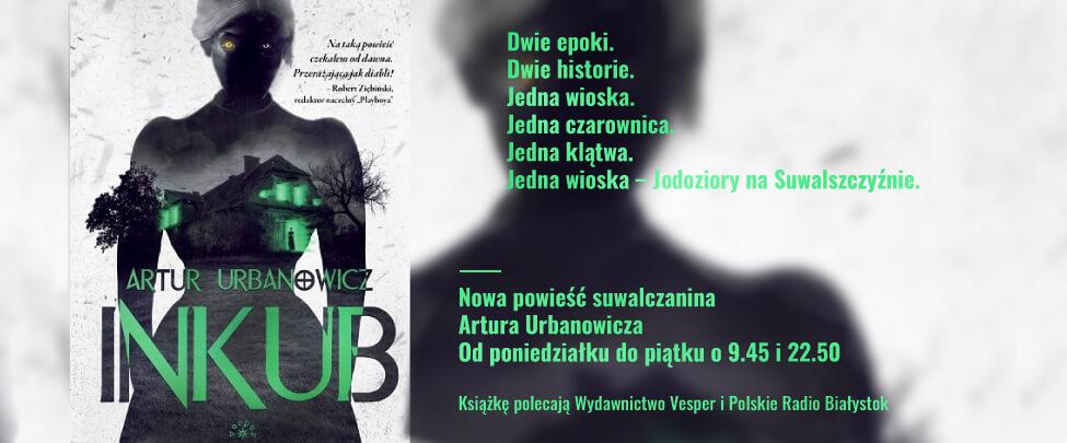 Dwie epoki. Dwie historie. Jedna czarownica. Jedna klątwa Jedna wioska – Jodoziory na Suwalszczyźnie.