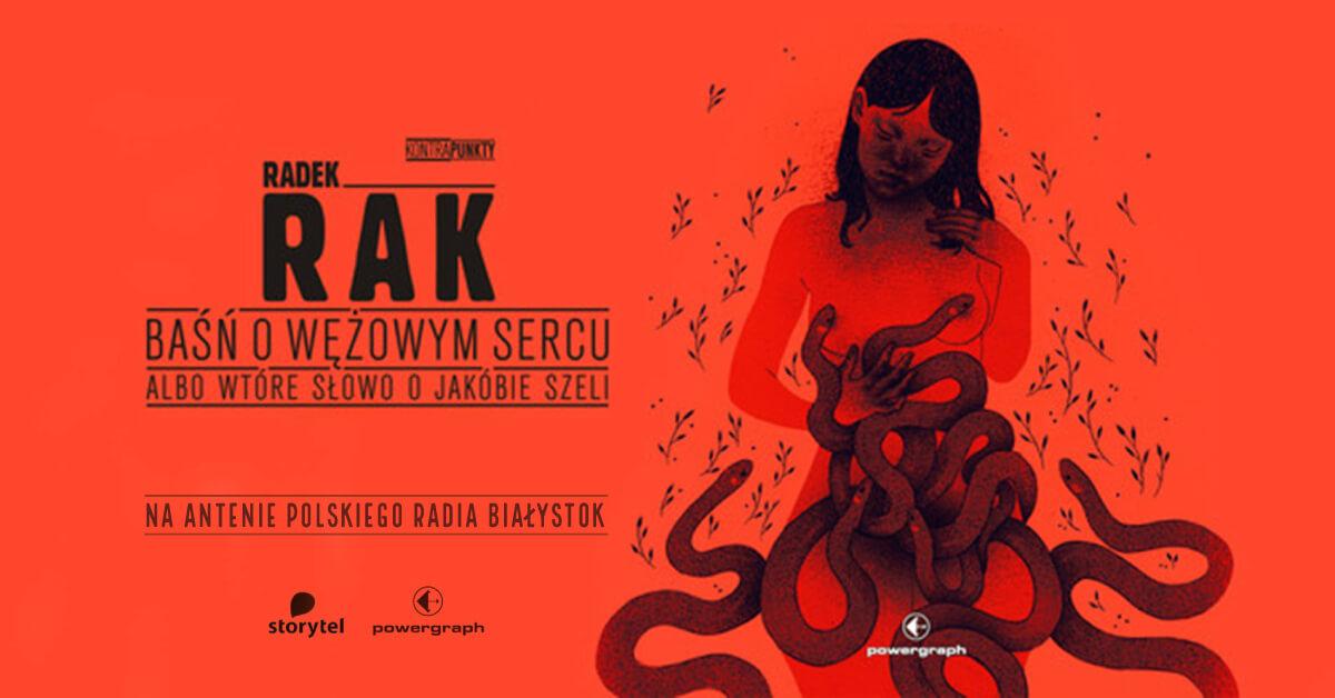 Od poniedziałku (2.11) w Polskim Radiu Białystok fragmenty powieści nagrodzonej nagrodą literacką Nike 2020