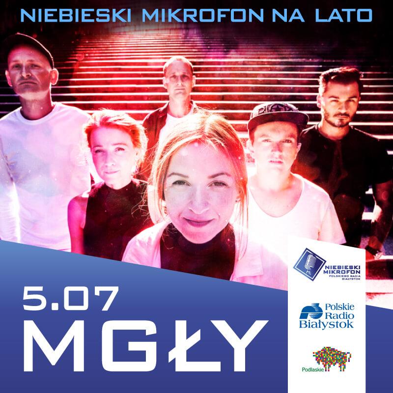 Mgły on-line w Polskim Radiu Białystok