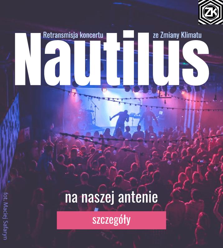 Nautilus w Polskim Radiu Białystok