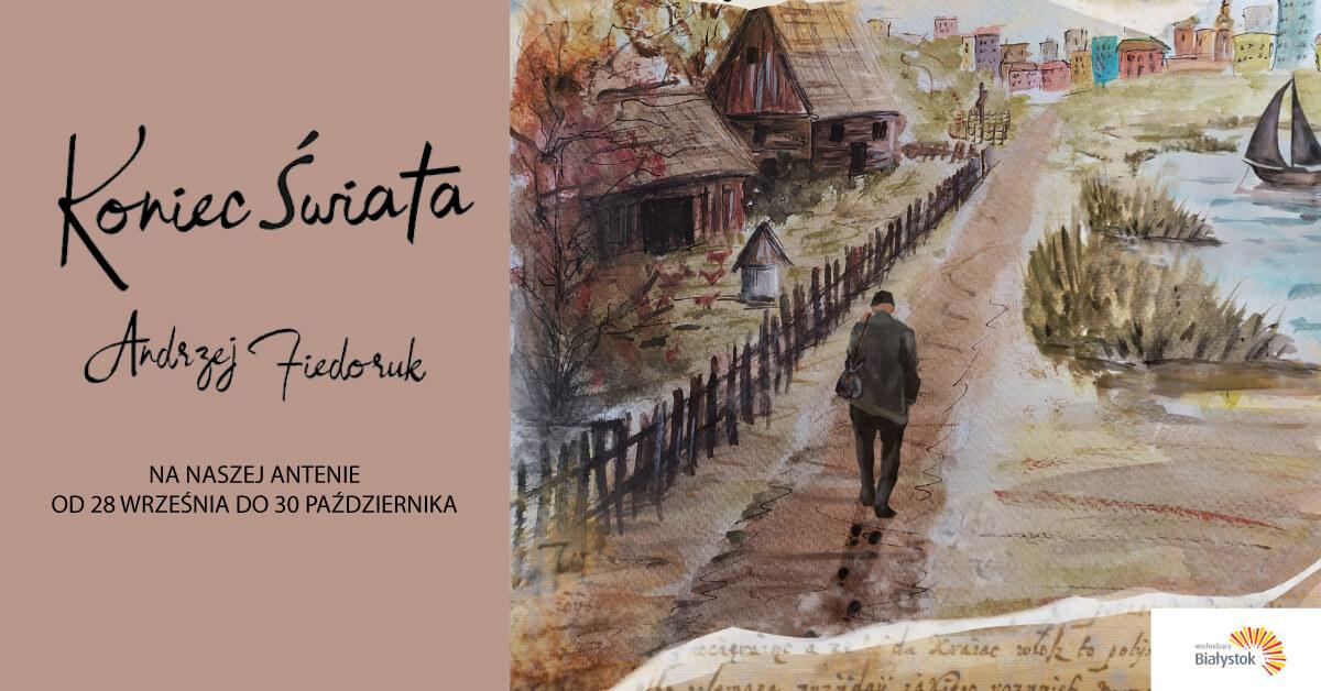 Od poniedziałku (28.09) w Polskim Radiu Białystok fragmenty powieści której akcja toczy się na Podlasiu od XVII wieku do czasów współczesnych.