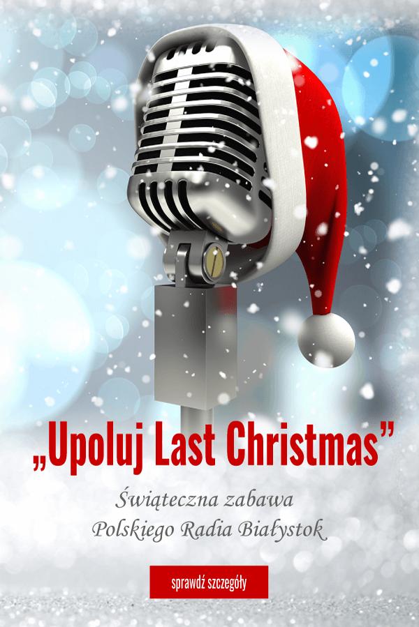 "Upoluj ""Last Christmas"""
