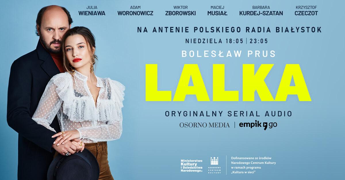 Jedne z najbardziej niezapomnianych postaci polskiej literatury powracają w nowej odsłonie. W każdą niedzielę o 18:05 i 23:05 w Polskim Radiu Białystok.