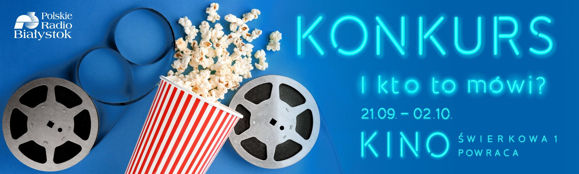 """Kino """"Świerkowa 1""""!"""