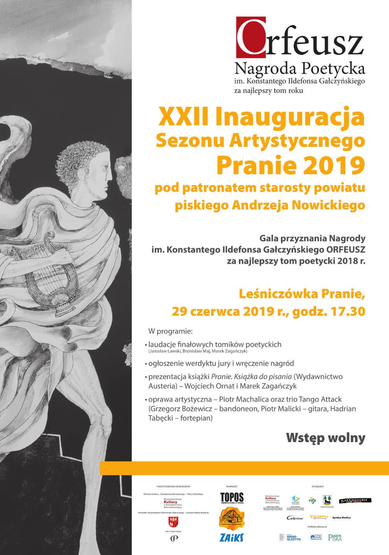 Inauguracja Xxii Sezonu Artystycznego W Leśniczówce Pranie