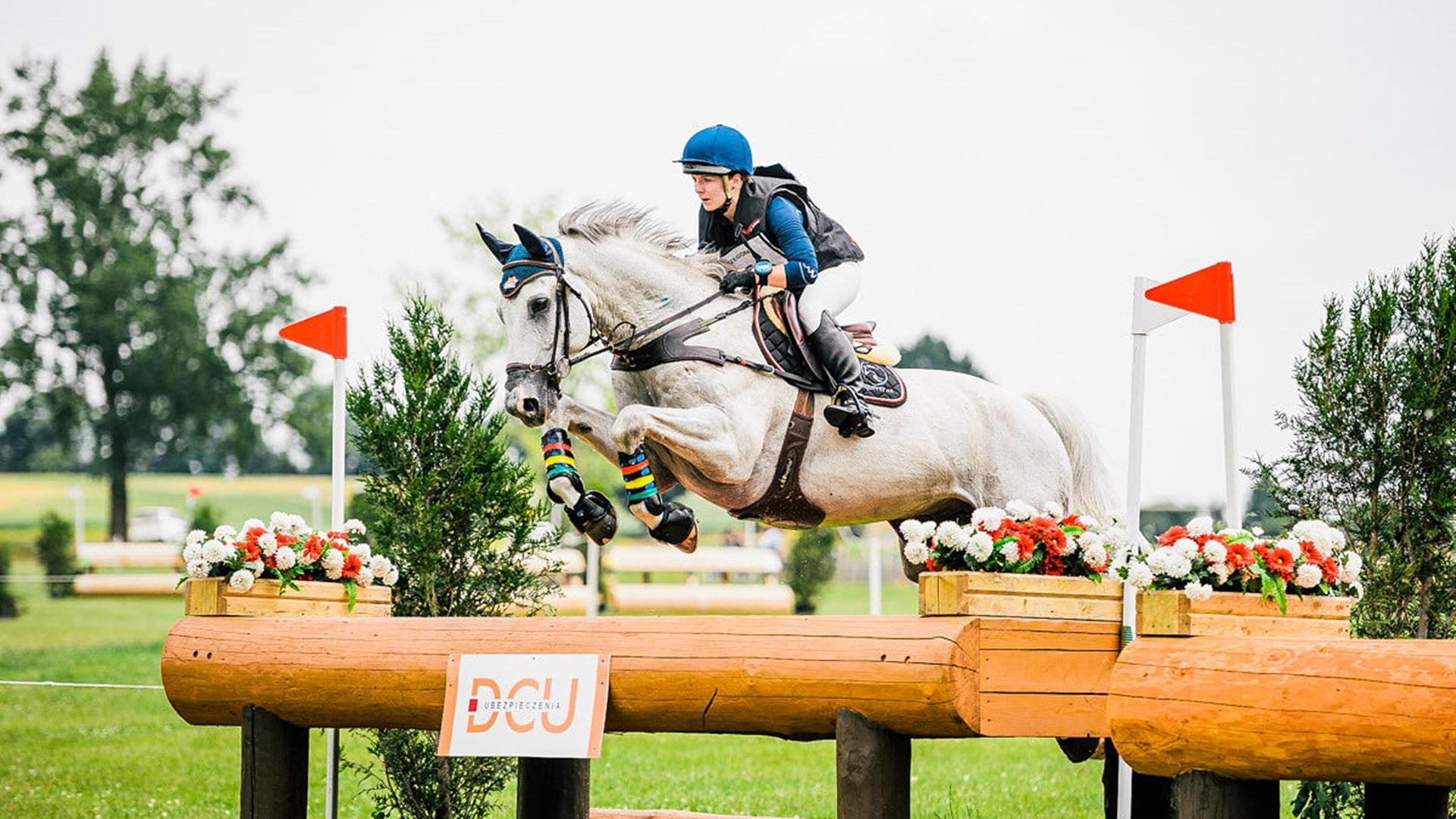 Maja Wyszkowska, fot. fot. Daniel Tarka Pompo Mompo Equestrian and Horse Photography