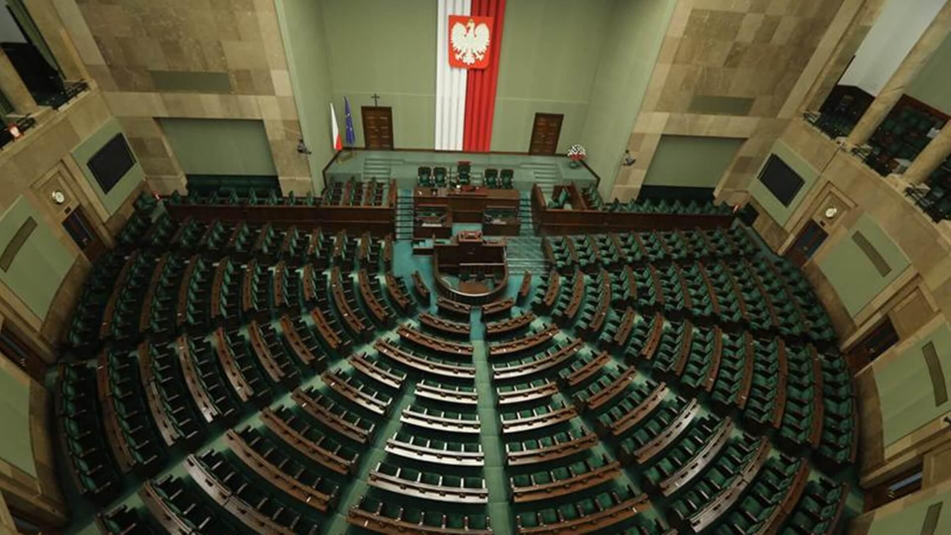 źródło: www.sejm.gov.pl, fot. Krzysztof Białoskórski