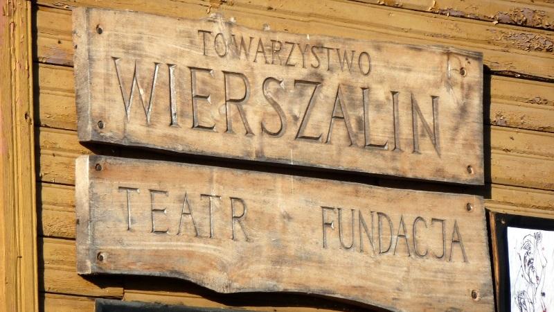 Teatr Wierszalin w Supraślu, fot. Wojciech Szubzda
