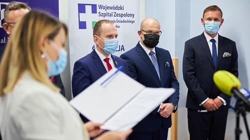 fot. Mateusz Duchnowski / Wrota Podlasia