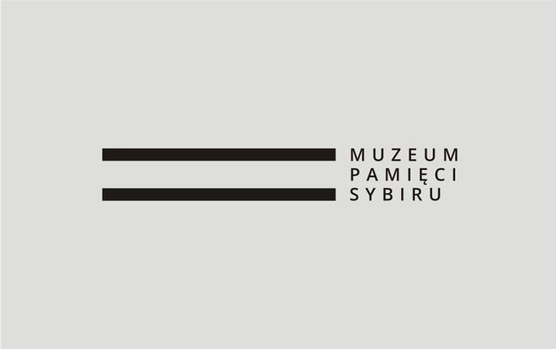 Logo Muzeum Pamięci Sybiru - projekt Jarosława Leśniewskiego, fot. bialystok.pl