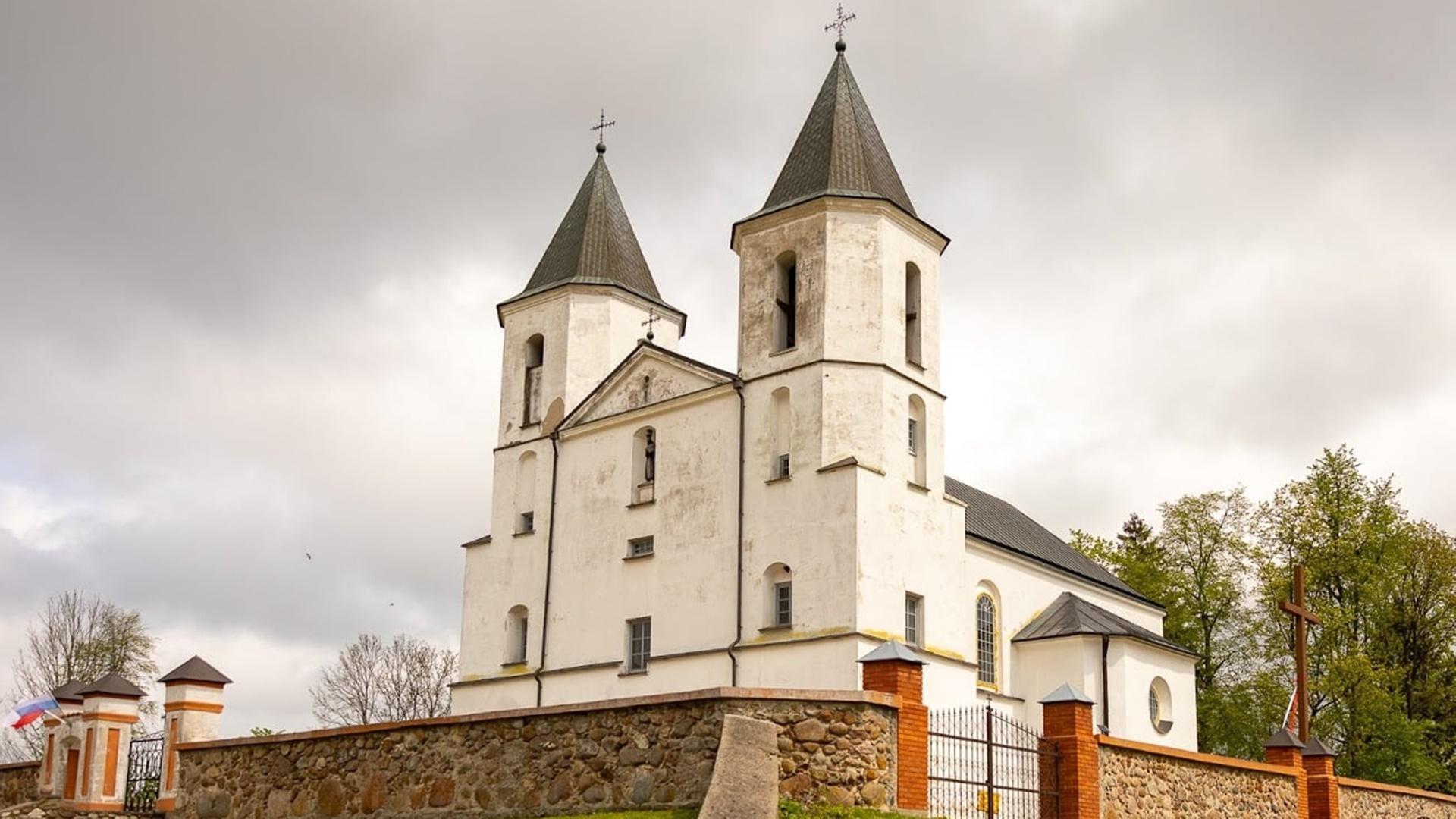 Kościół Rzymskokatolicki pw. Matki Bożej Pocieszenia w Zalesiu, fot. Kamil Timoszuk/UMWP