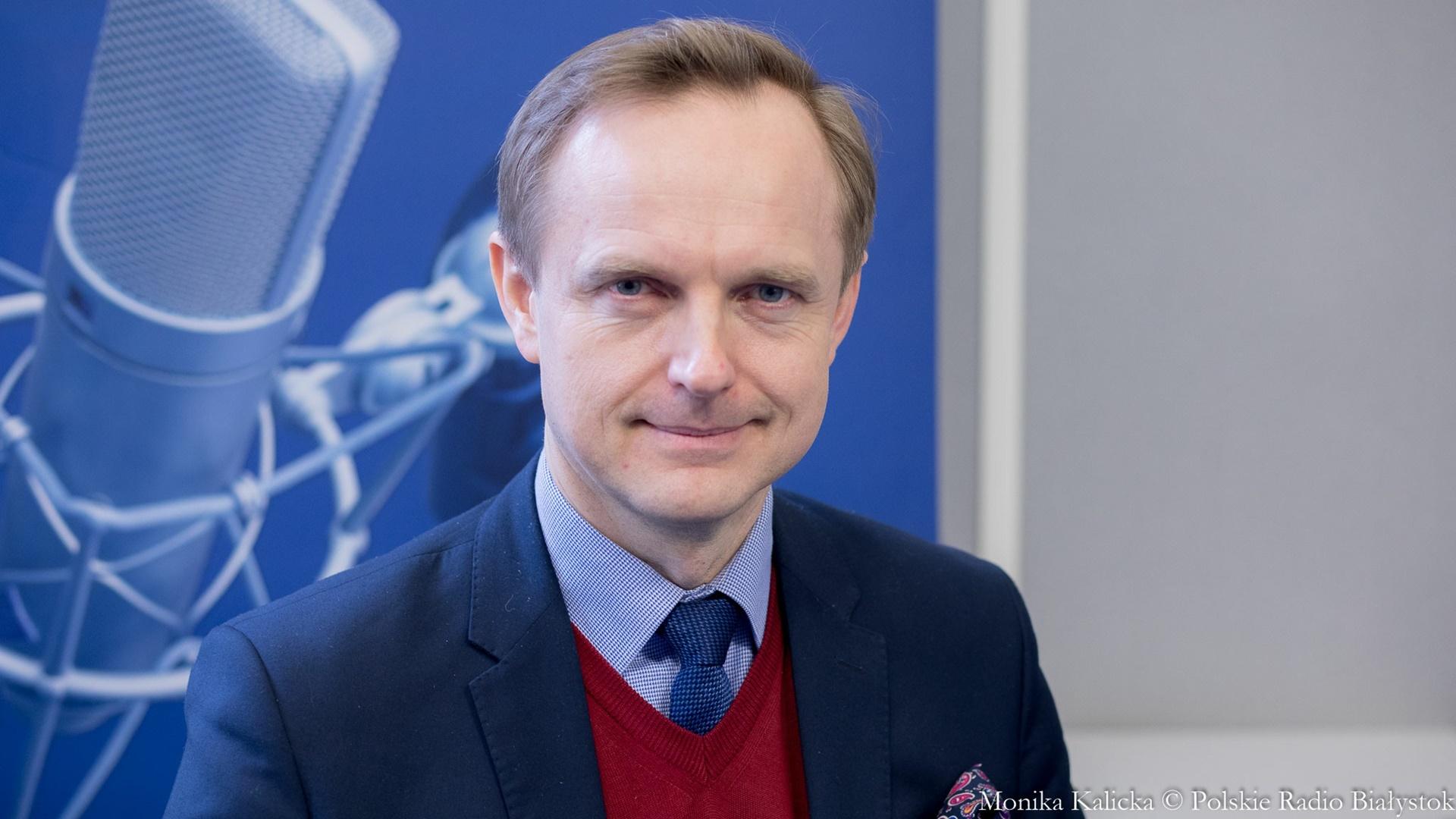 Marcin Moniuszko, fot. Monika Kalicka