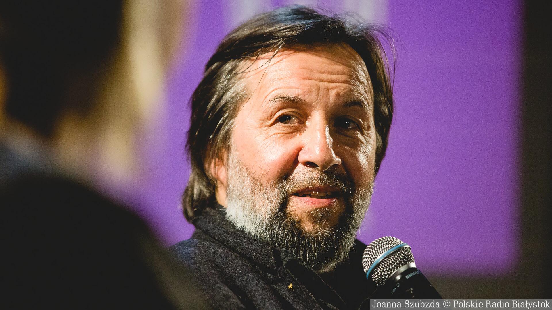 Krzysztof Czyżewski, fot. Joanna Szubzda