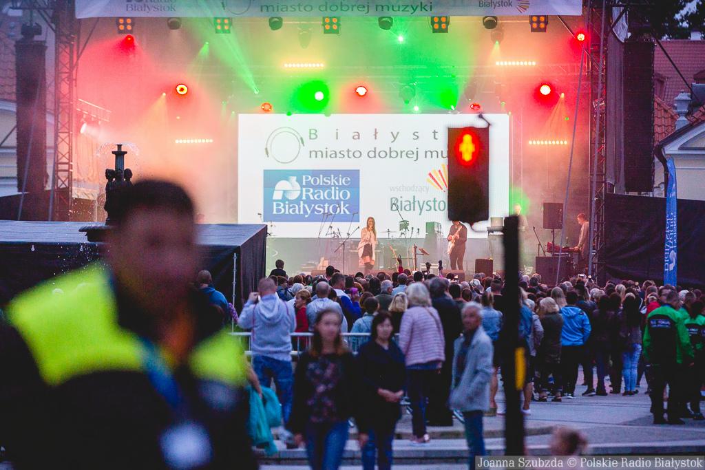 Koncert Kasi Popowskiej na Białystok - miasto dobrej muzyki, fot. Joanna Szubzda