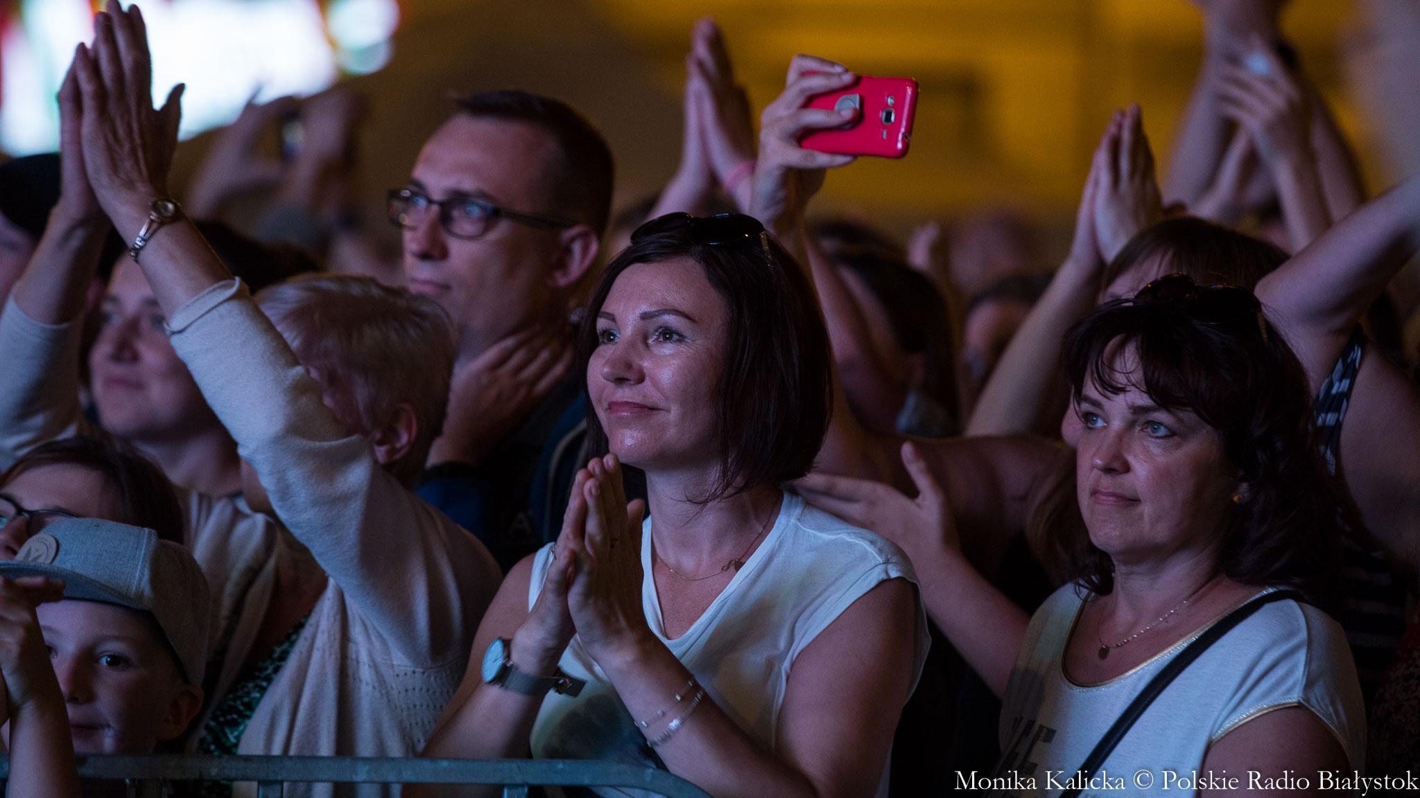 Białystok Miasto Dobrej Muzyki, koncert Sound'n'Grace, fot. Monika Kalicka