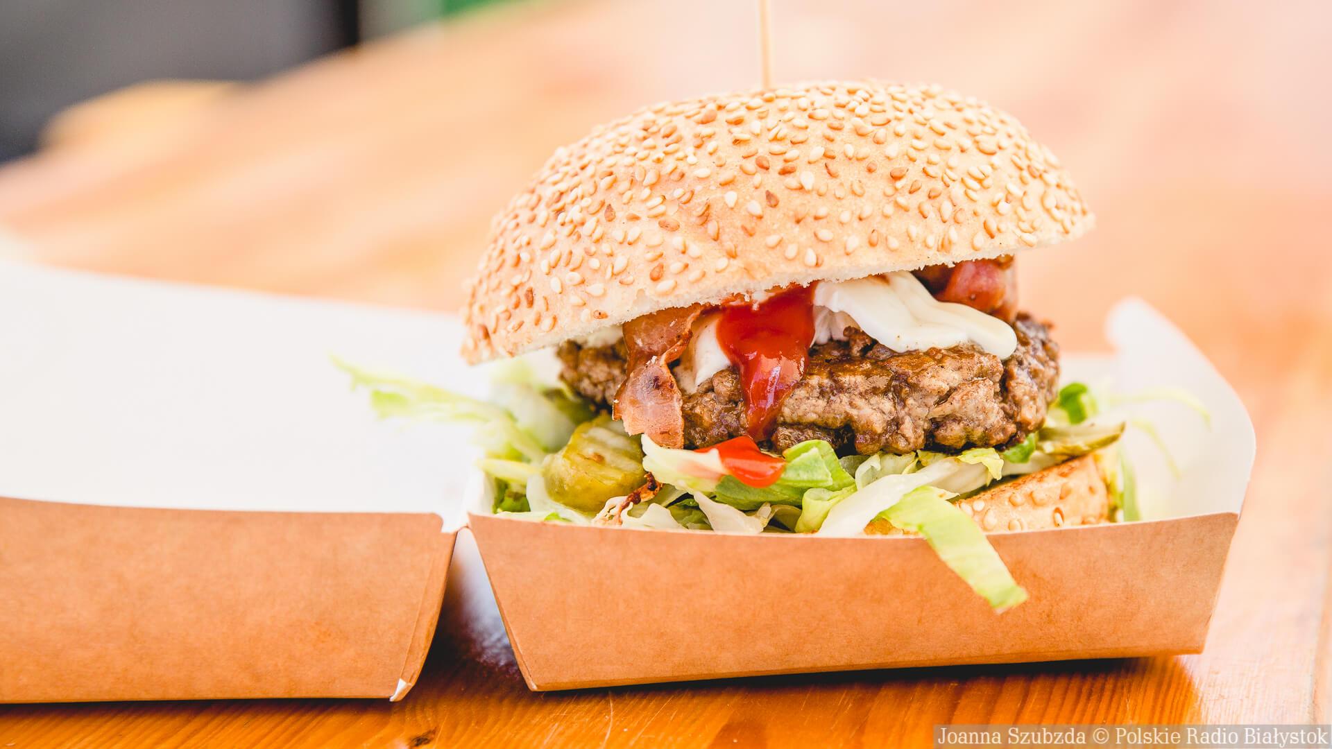 Food Trucki Przy Amfiteatrze W Siemiatyczach Będzie Można