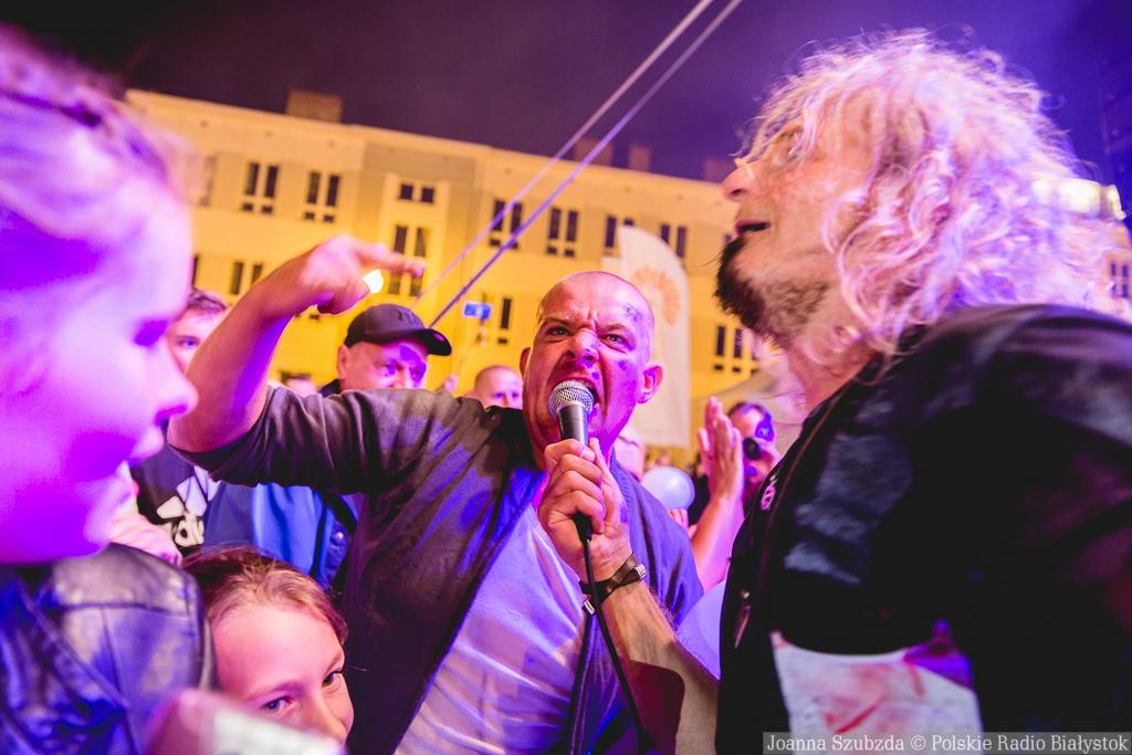 Oddział Zamknięty na Białystok - miasto dobrej muzyki, fot. Joanna Szubzda