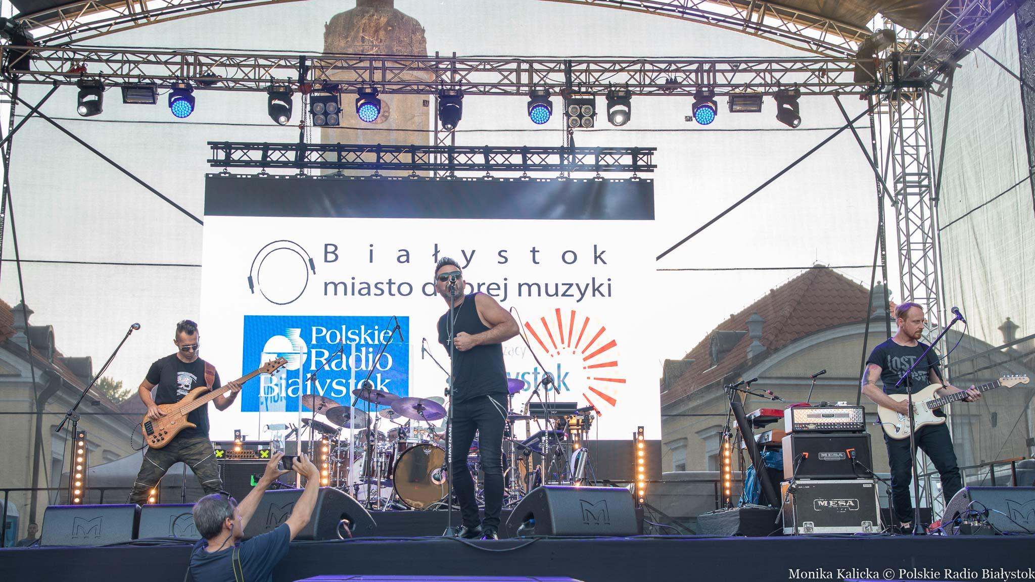 Białystok Miasto Dobrej Muzyki, koncert Mateusza Ziółki, fot. Monika Kalicka
