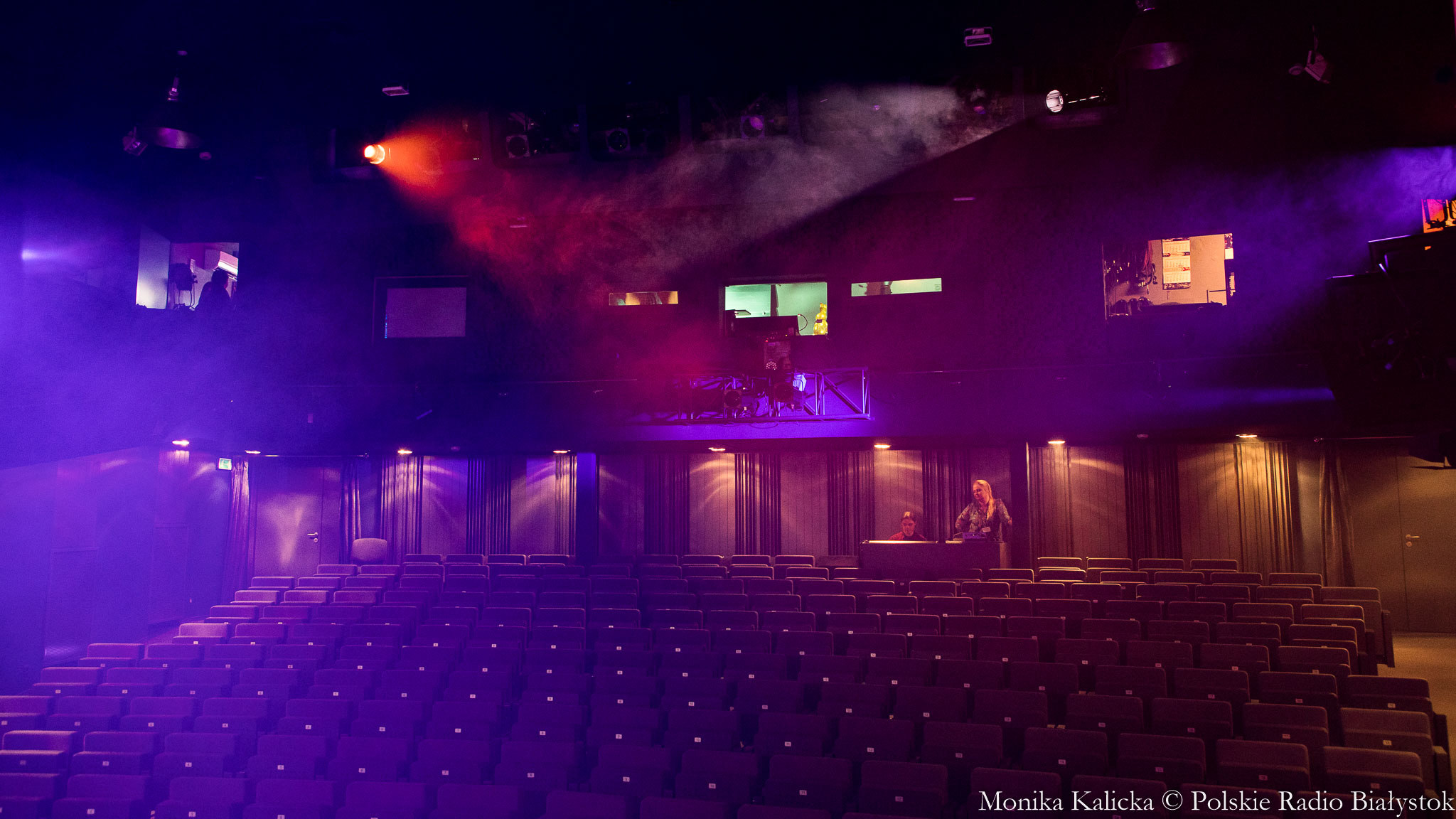 Dzień otwarty w Białostockim Teatrze Lalek, fot. Monika Kalicka