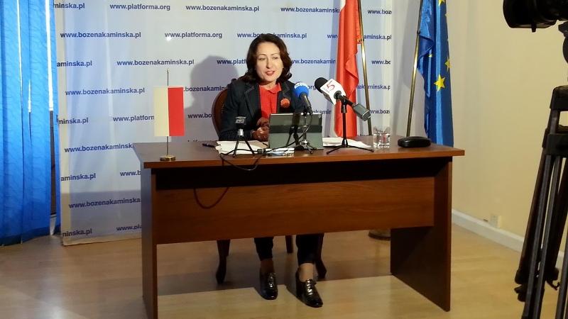 Bożena Kamińska, fot. Iza Kosakowska
