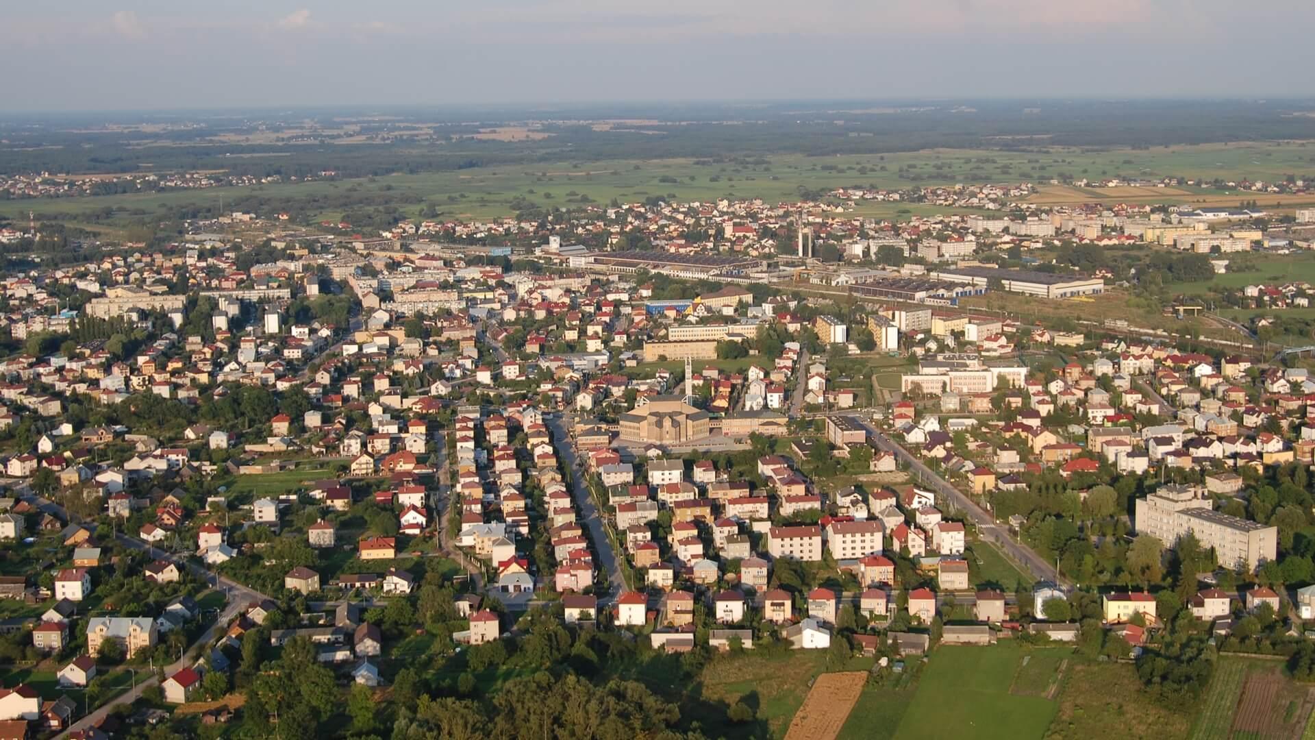 Łapy, fot. M.Górski