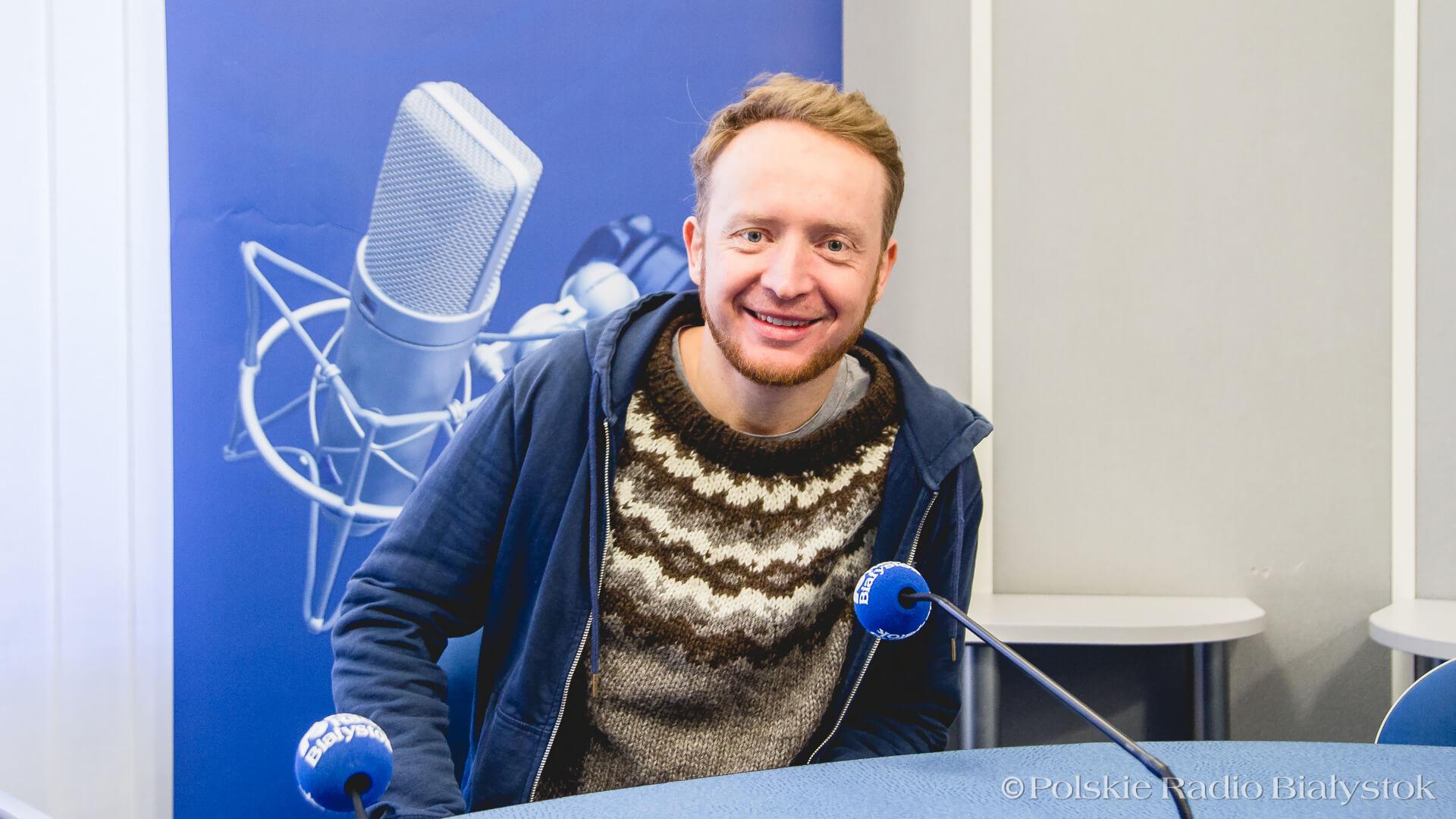 Piotr Horzela, fot. Wojciech Szubzda