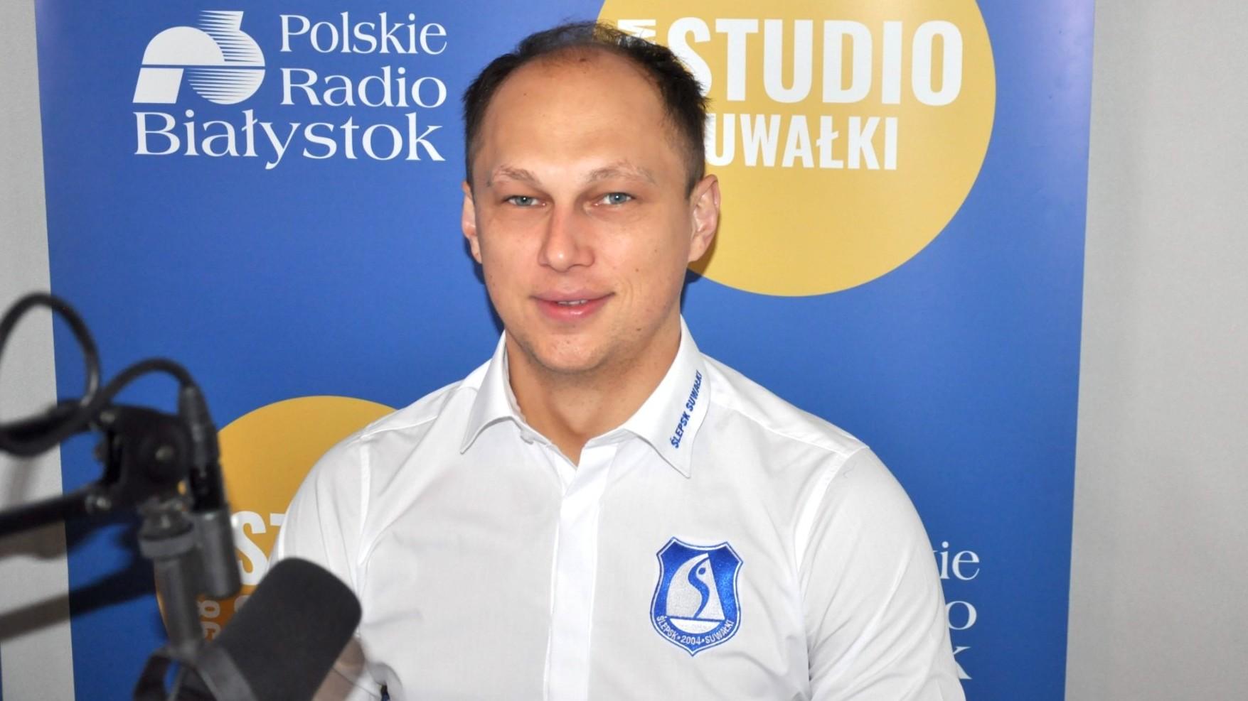 Wojciech Winnik, fot. Tomasz Kubaszewski