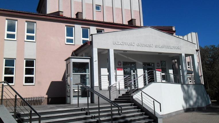 Sąd Okręgowy w Suwałkach, fot. Anna Przybycień