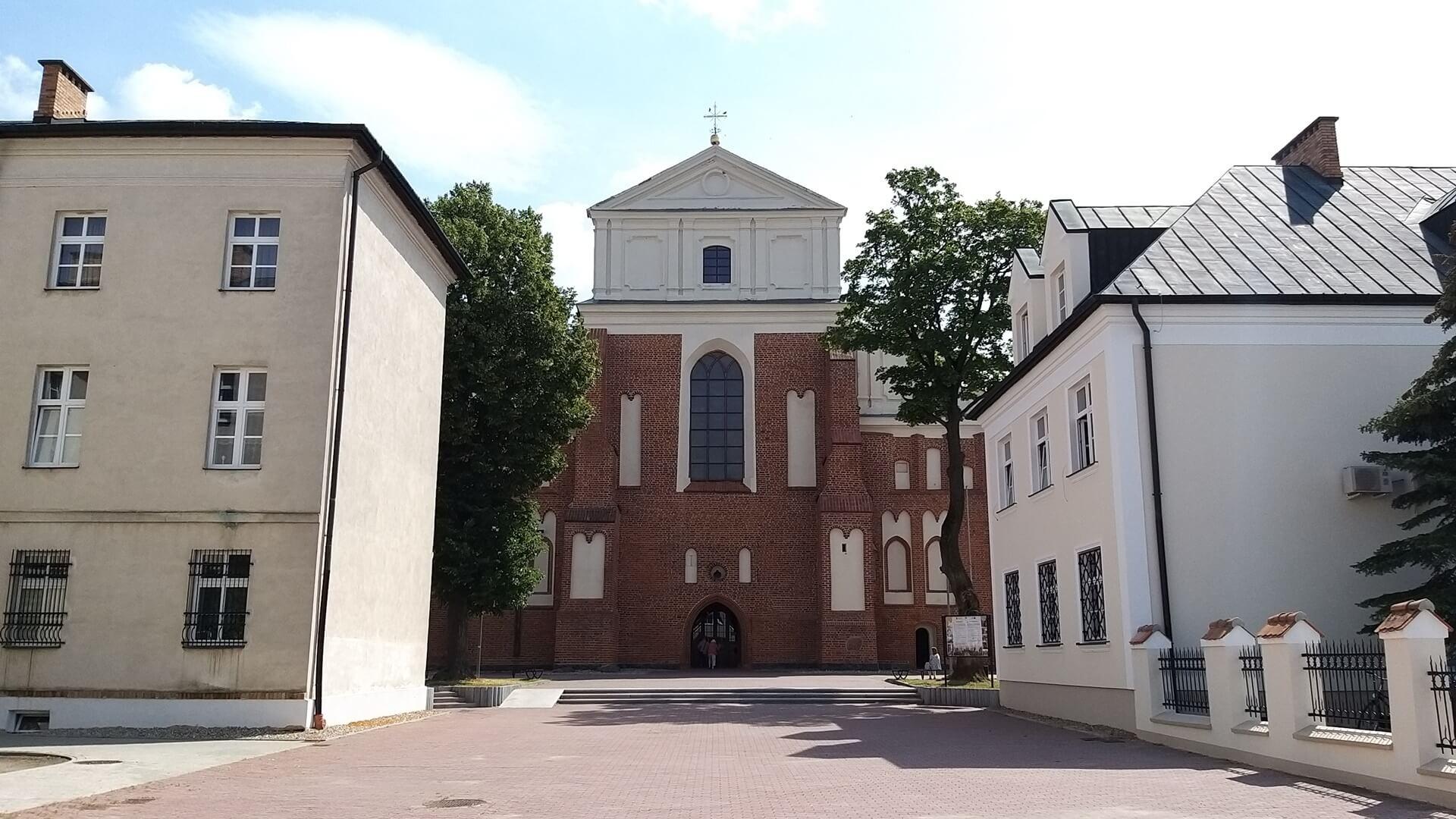 Katedra św. Michała Archanioła w Łomży, fot. Grzegorz Pilat