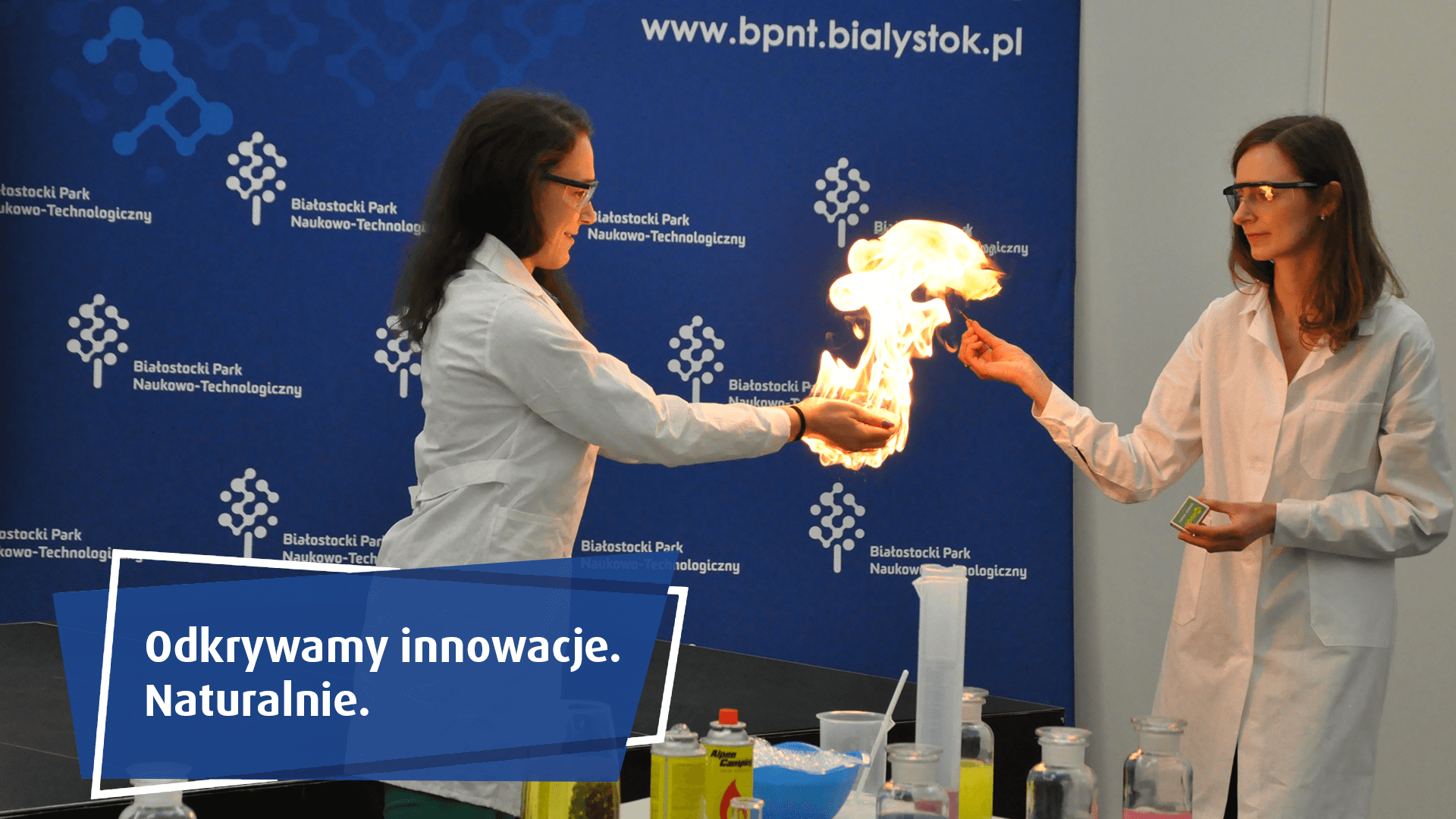 Odkrywamy innowacje. Naturalnie