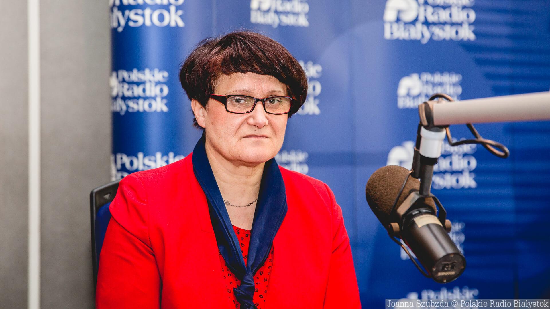 Elżbieta Kamińska, fot. Joanna Szubzda