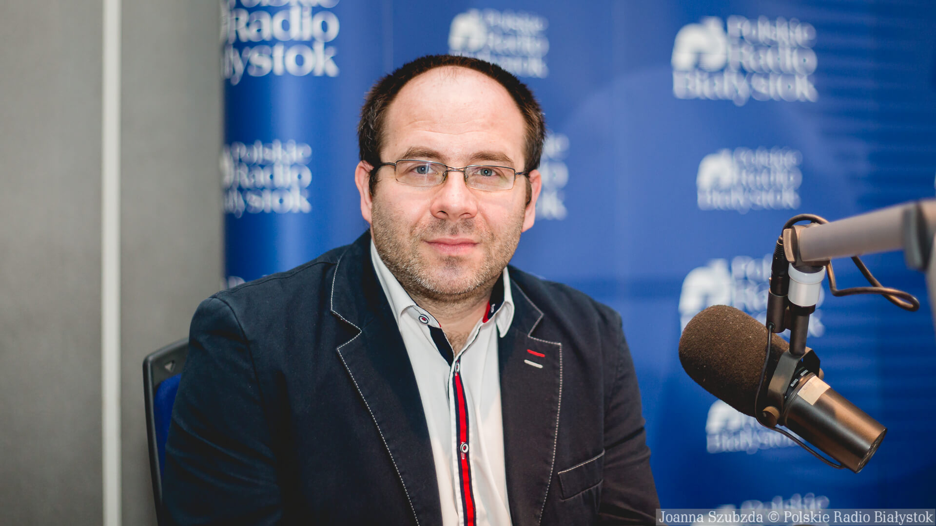 Piotr Półtorak, fot. Joanna Szubzda