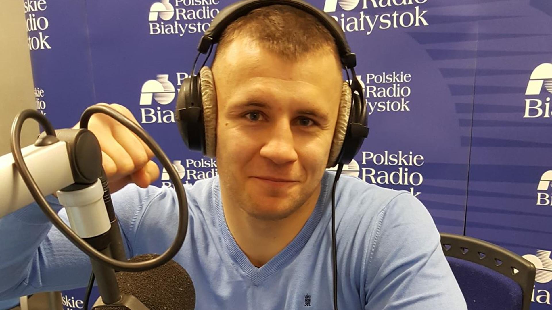 Kamil Szeremeta, fot. Adam Janczewski