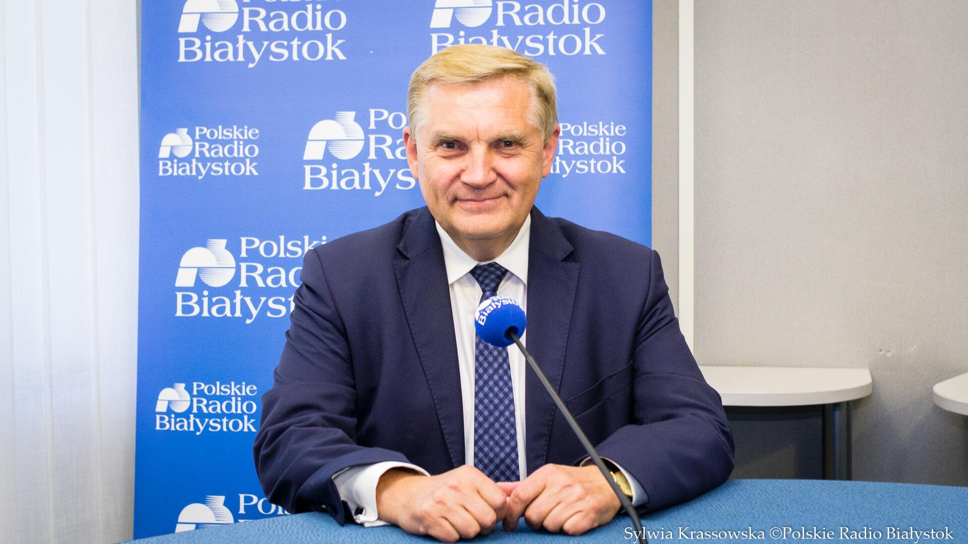 Tadeusz Truskolaski, fot. Sylwia Krassowska