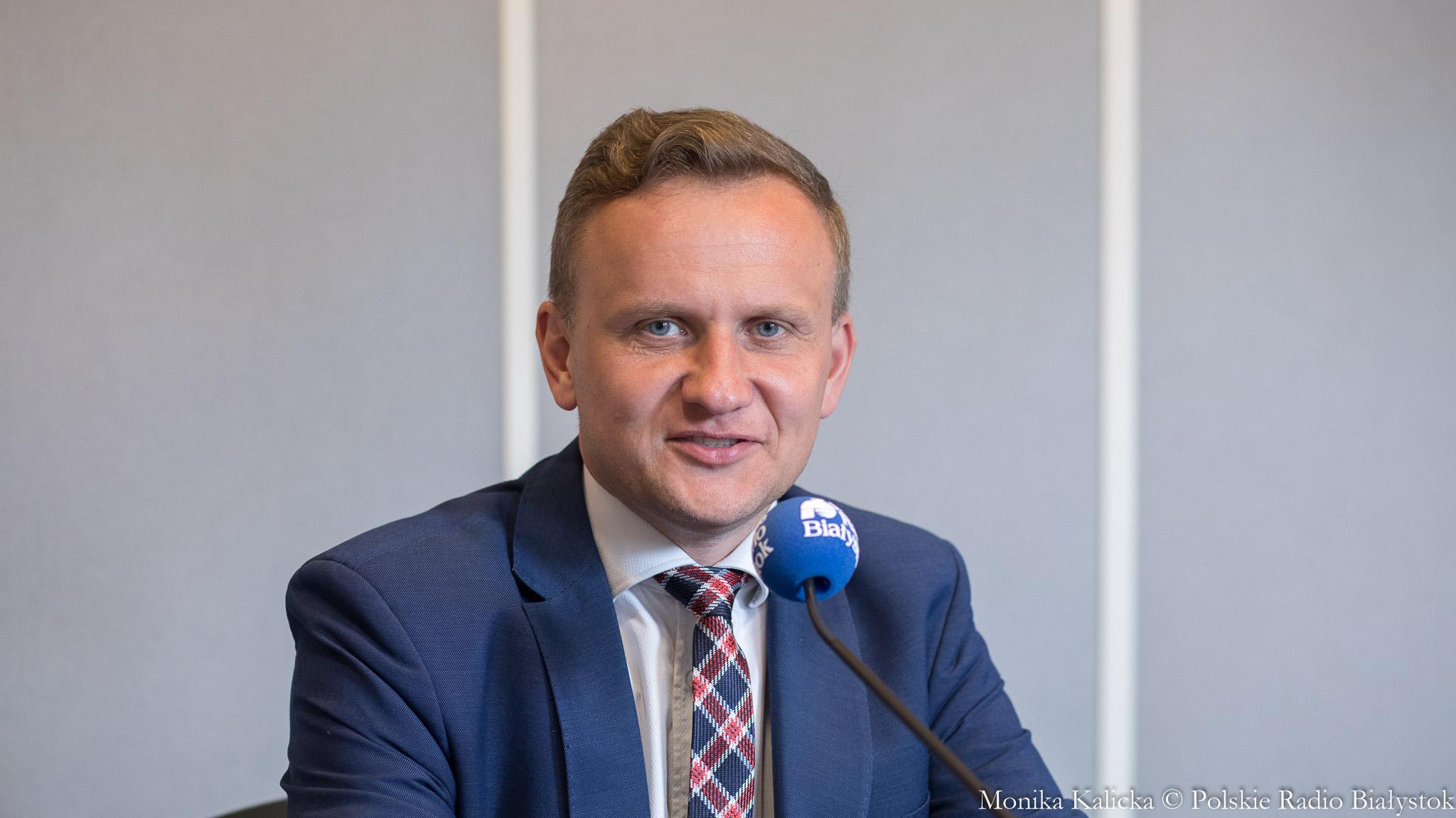 Bartosz Marczuk, fot. Monika Kalicka (archiwum)