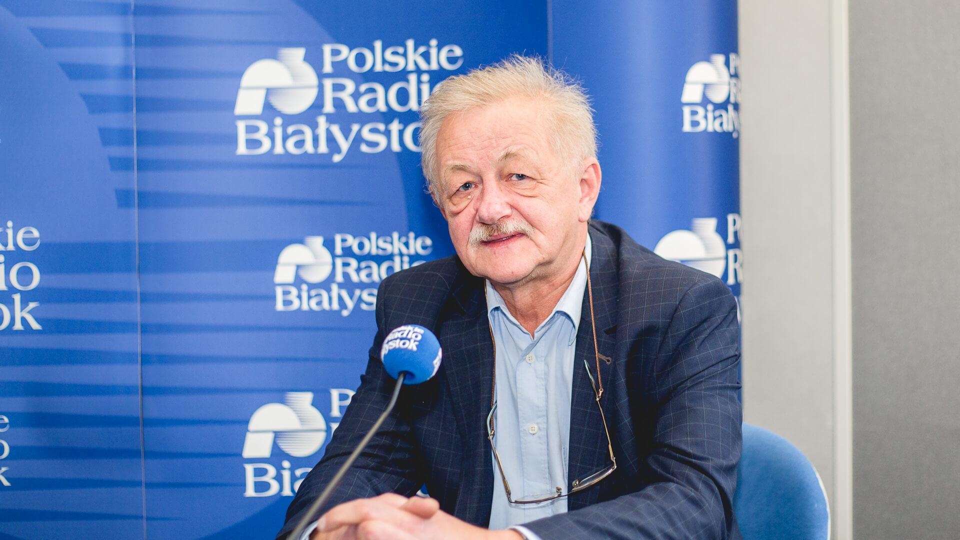 prof. Andrzej Górniak, fot. Joanna Szubzda