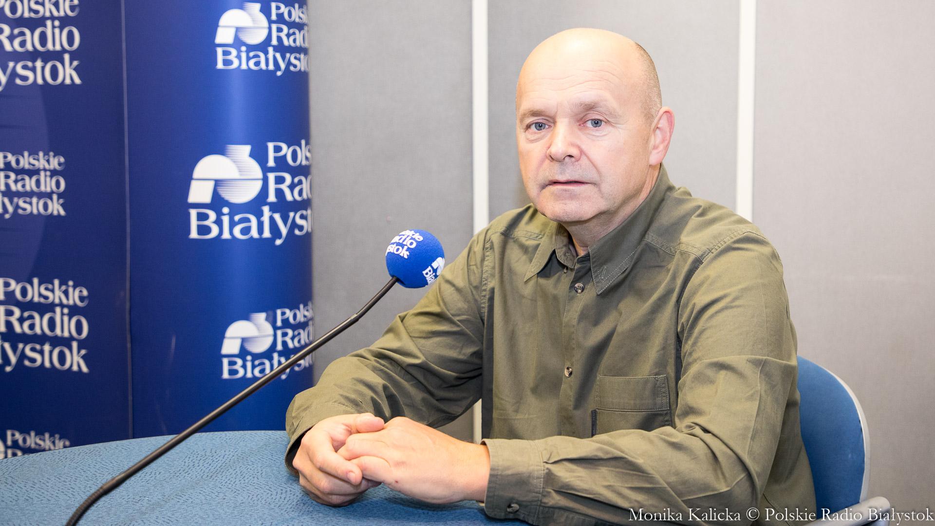 Tomasz Wiśniewski, fot. Monika Kalicka