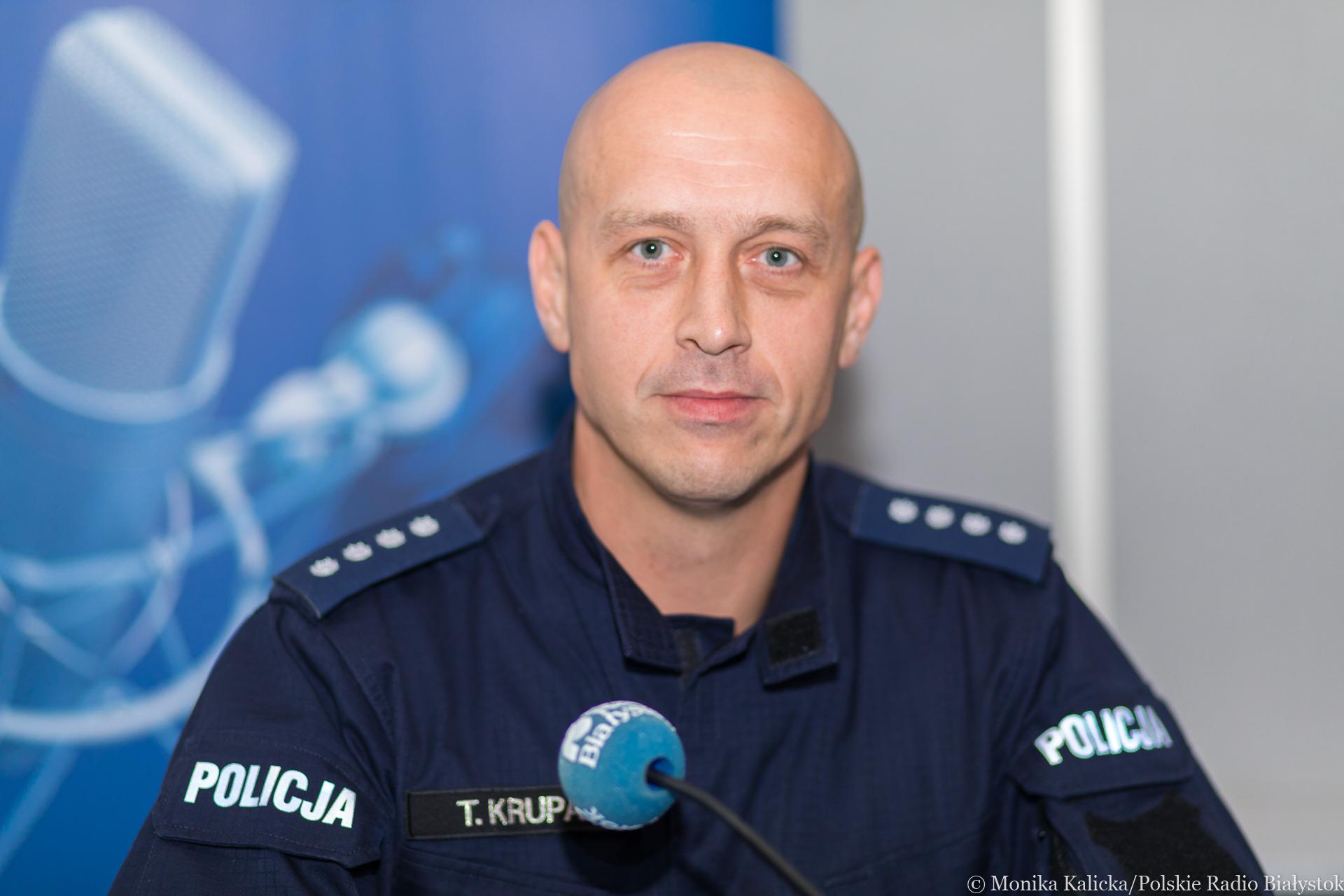 Tomasz Krupa, fot. Monika Kalicka