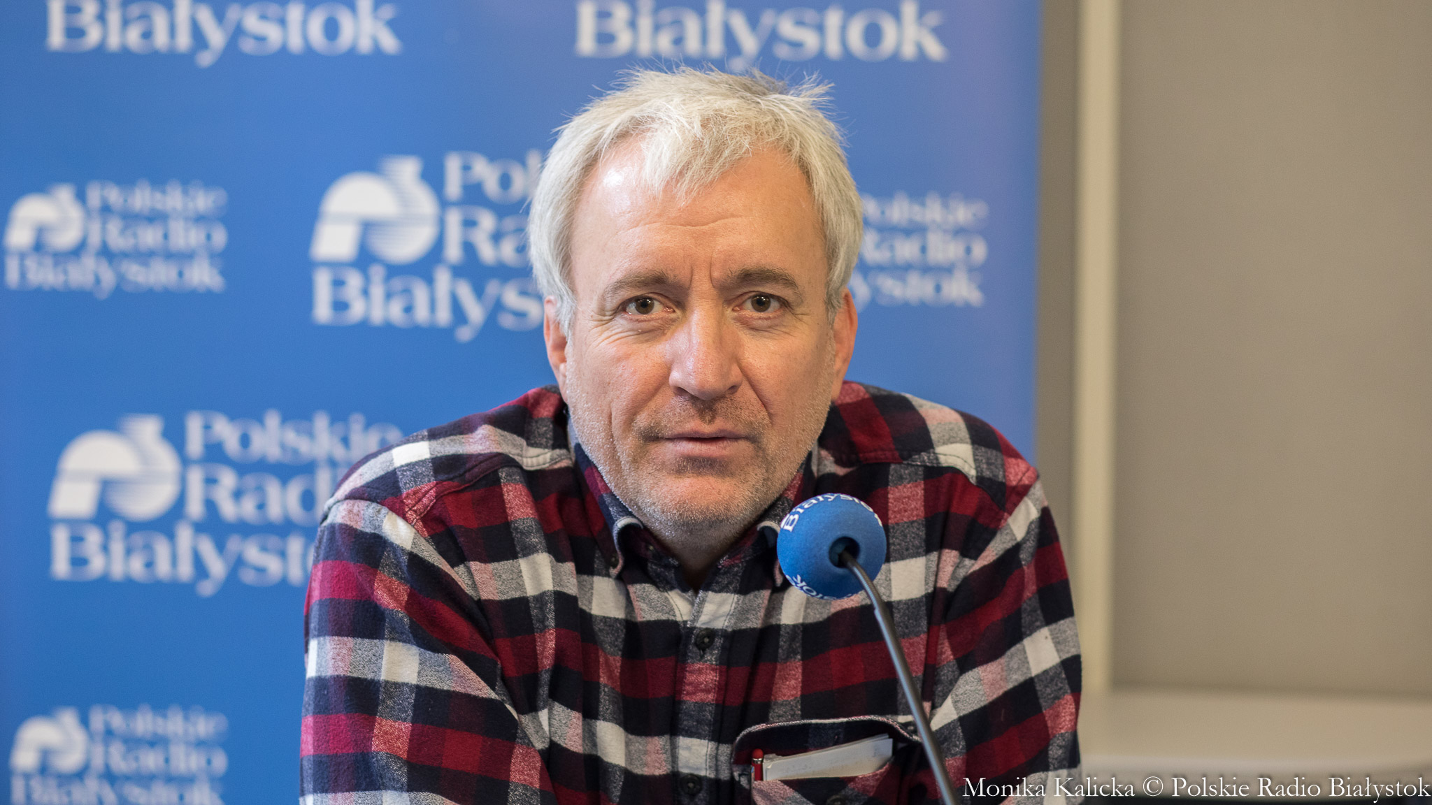 Evgen Malinowski, fot. Monika Kalicka